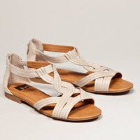 BC Footwear Peek Flat Sandal - American Eagle Outfitters