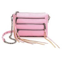 Mini 5 Zip Cross Body Bag