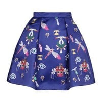 Mary Katrantzou Knee Length Skirt - Mary Katrantzou Skirts Women - thecorner.com