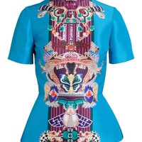 MARY KATRANTZOU | Totem Print Top | Browns fashion & designer clothes & clothing