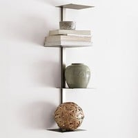 Metal Spine Wall Shelf | west elm