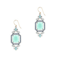 LULU FROST FOR J.CREW CARNIVAL EARRINGS