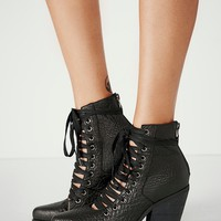 Free People Sidney Lace Boot