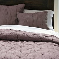 Stella Quilt + Shams - Sugar Plum