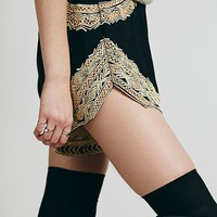Free People Tango Embroidered Short