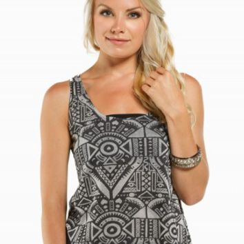 AZTEC BURNOUT LACE BASIC