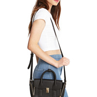 Mini Crossbody Trapeze Bag