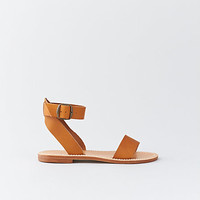 MAJE LEATHER SANDAL