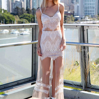 ORCHARD LACE BRALETTE , DRESSES, TOPS, BOTTOMS, JACKETS & JUMPERS, ACCESSORIES, 50% OFF , PRE ORDER, NEW ARRIVALS, PLAYSUIT, COLOUR, GIFT VOUCHER,,White,Print,LACE,CROP,SLEEVELESS,MINI Australia, Queensland, Brisbane