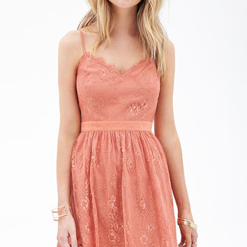 Eyelash Lace Dress