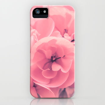 Pink iPhone & iPod Case by Loredana | Society6