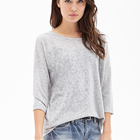 Loose-Knit Slouchy Sweater