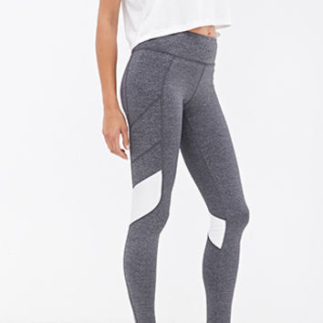 Colorblocked Performance Leggings