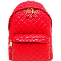 MOSCHINO | Quilted Leather Backpack | Browns fashion & designer clothes & clothing