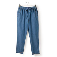 Denim Pants | ZARA HOME United States of America