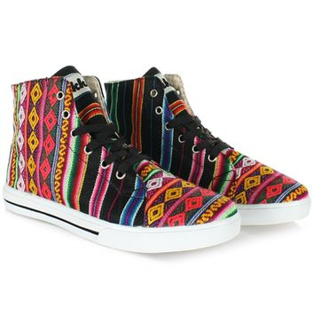 Baskets Inkkas Spectrum High Top 10301 - LaBoutiqueOfficielle.com
