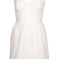 Petite Lace Flippy Dress - New In This Week  - New In  - Topshop USA