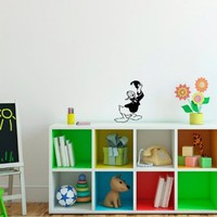 Cartoon Hero Duck Animal Children Room Baby Child Picture Wall Bedroom 306