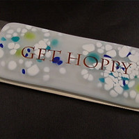 Get Hoppy Glass Bottle Opener