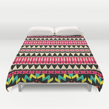 Mix #581 Duvet Cover by Ornaart