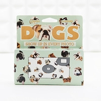 Dogs Disposable Camera - Urban Outfitters