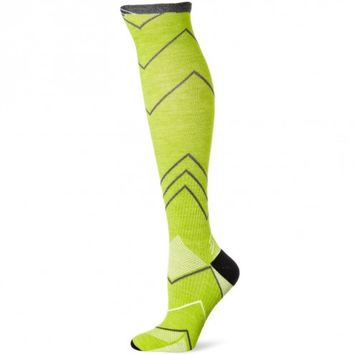 Sockwell Limelight Merino Wool Incline Knee High Socks