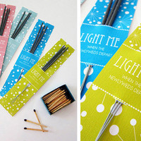 Sparklers for the newlyweds in Ideas of planning, organizing and decorating weddings