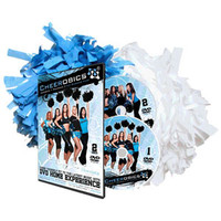 Cheerobics DVD and Pom Package