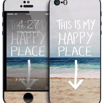 Happy Place iPhone by Leah Flores | Nuvango