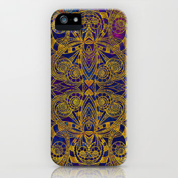 Indian Style G233 iPhone & iPod Case by MedusArt