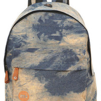 Mi Pac® Distressed Acid Backpack - Multi