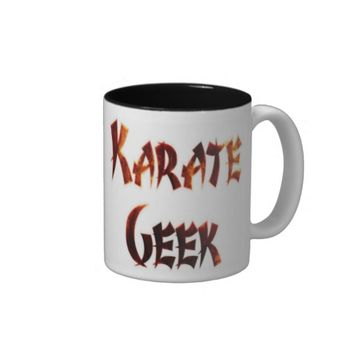 Karate Geek Fire