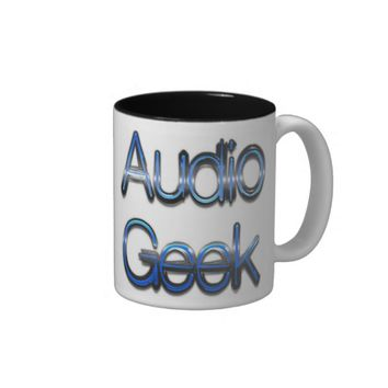 Audio Geek Blue