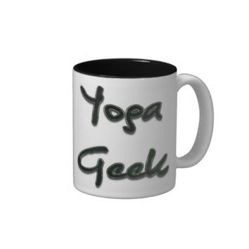 Yoga Geek Green