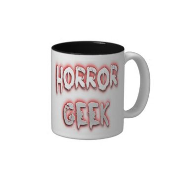Horror Geek Red