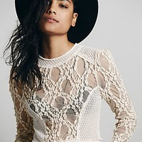 Intimately Womens Mixed Lace Layering Cami -