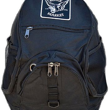 Flying Panther Backpack by Black Market Art