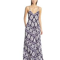 Twelfth Street by Cynthia Vincent Women's Braided-Strap Maxi Dress