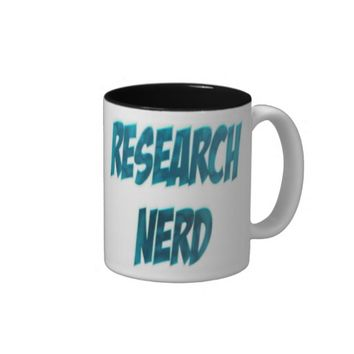 Research Nerd Blue