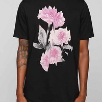 Poolhouse Warped Flowers Tee - Urban Outfitters