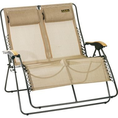 Cabela&#x27;s: Cabela&#x27;s Double Zero-Gravity Lounger