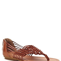 Cyrah Woven Sandals - Shoes - Lucky Brand Jeans