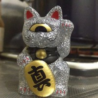 Real x Head Fortune Cat Baby