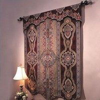 Fine Art Tapestries Prema Tapestry - J. James - 3296-WH - All Wall Art - Wall Art & Coverings - Decor