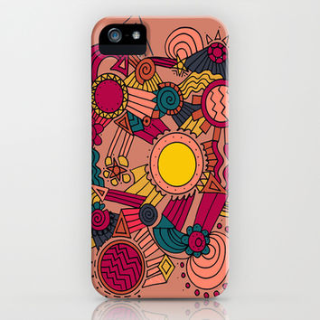 The Earthly Environment iPhone & iPod Case by DuckyB (Brandi)