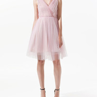 TULLE DRESS - Dresses - Woman - ZARA United States