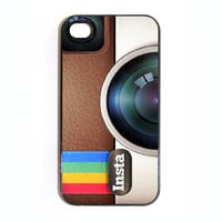 Apple iPhone 4 4G 4S 3D Instagram iPhone Case $15.00!