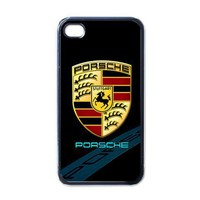 Apple iPhone Case - PORSCHE LOGO - iPhone 4 Case Cover | Merchanstore - Accessories on ArtFire
