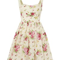 Jarlo Floral strappy dress Cream - Dresses - House of Fraser