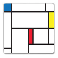 Kikkerland Design Inc » Products » Decorative Magnetic Dry Erase Board